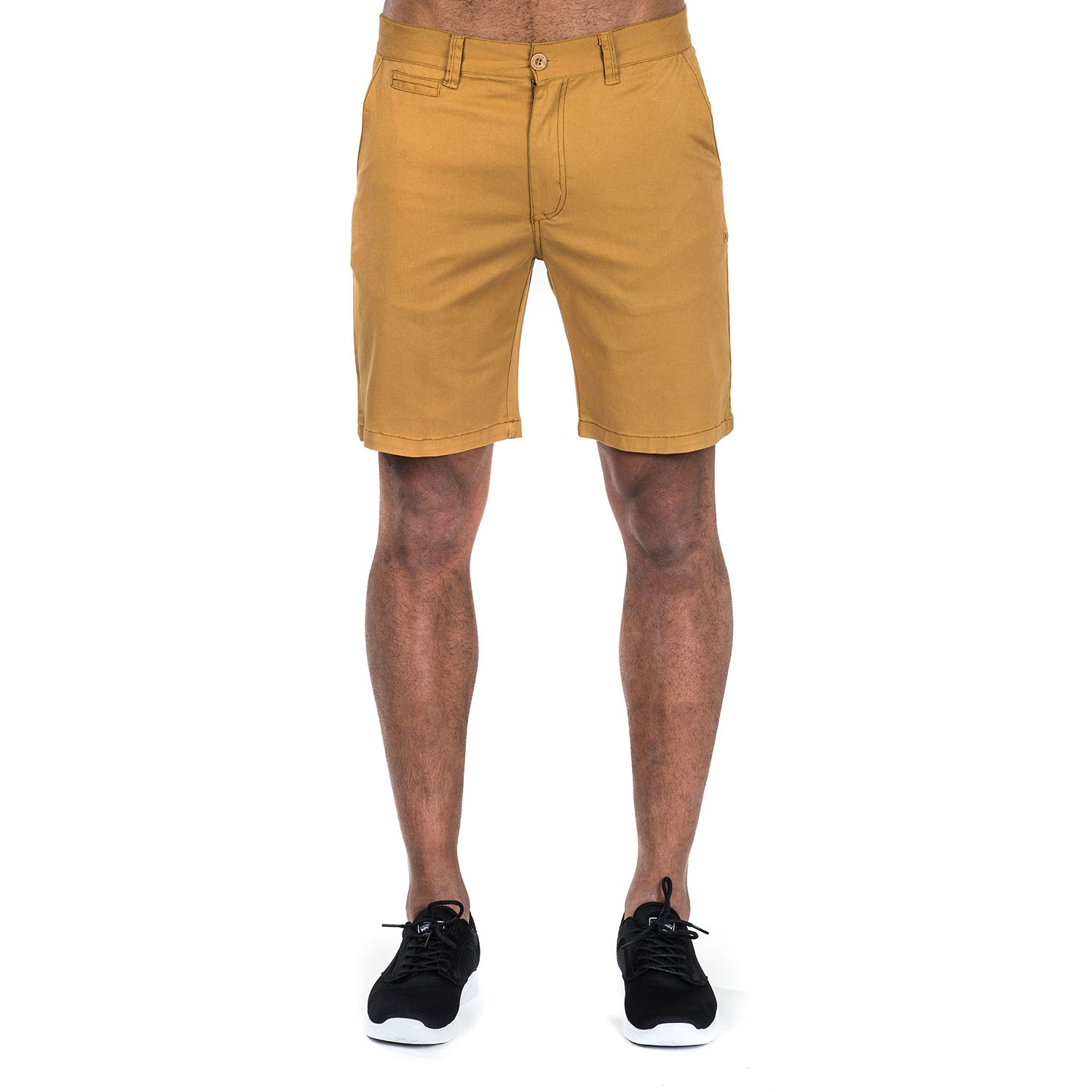 Kraťasy Horsefeathers Ritchie Shorts sand