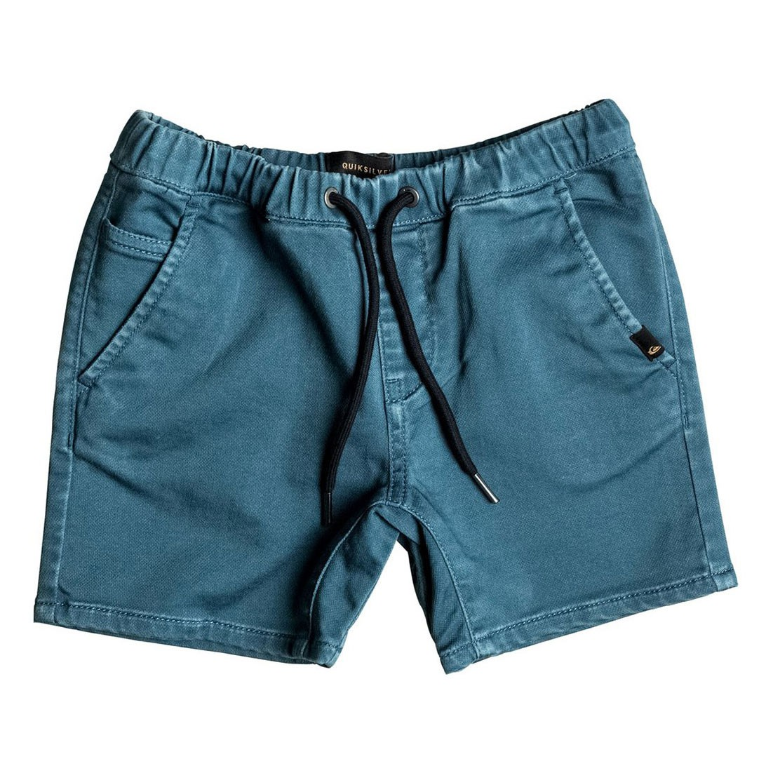 Kraťasy Quiksilver Fonic Short Boy indian teal