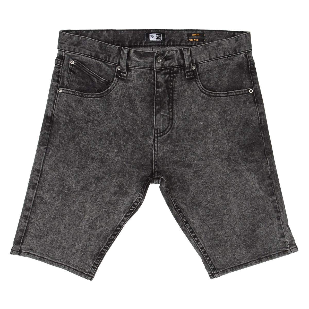 Kraťasy Rip Curl Mood Denim 19 black