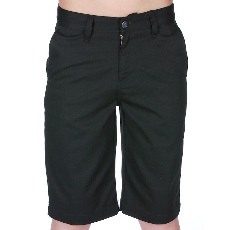 Kraťasy Volcom Frickin Too Jr. black