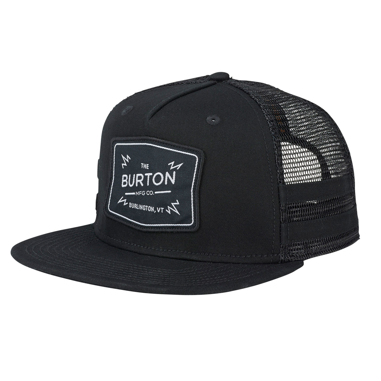 Kšiltovka Burton Bayonette true black