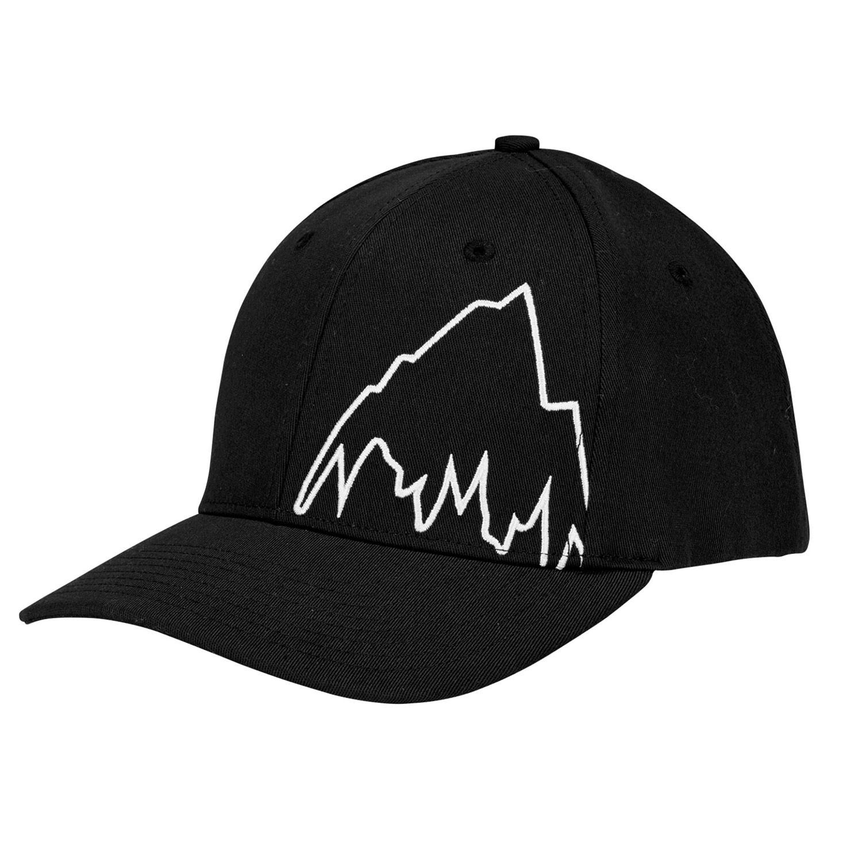 Kšiltovka Burton Mountain Slidestyle true black