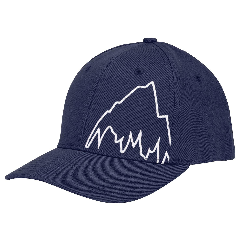 Kšiltovka Burton Mtn Slidestyle indigo