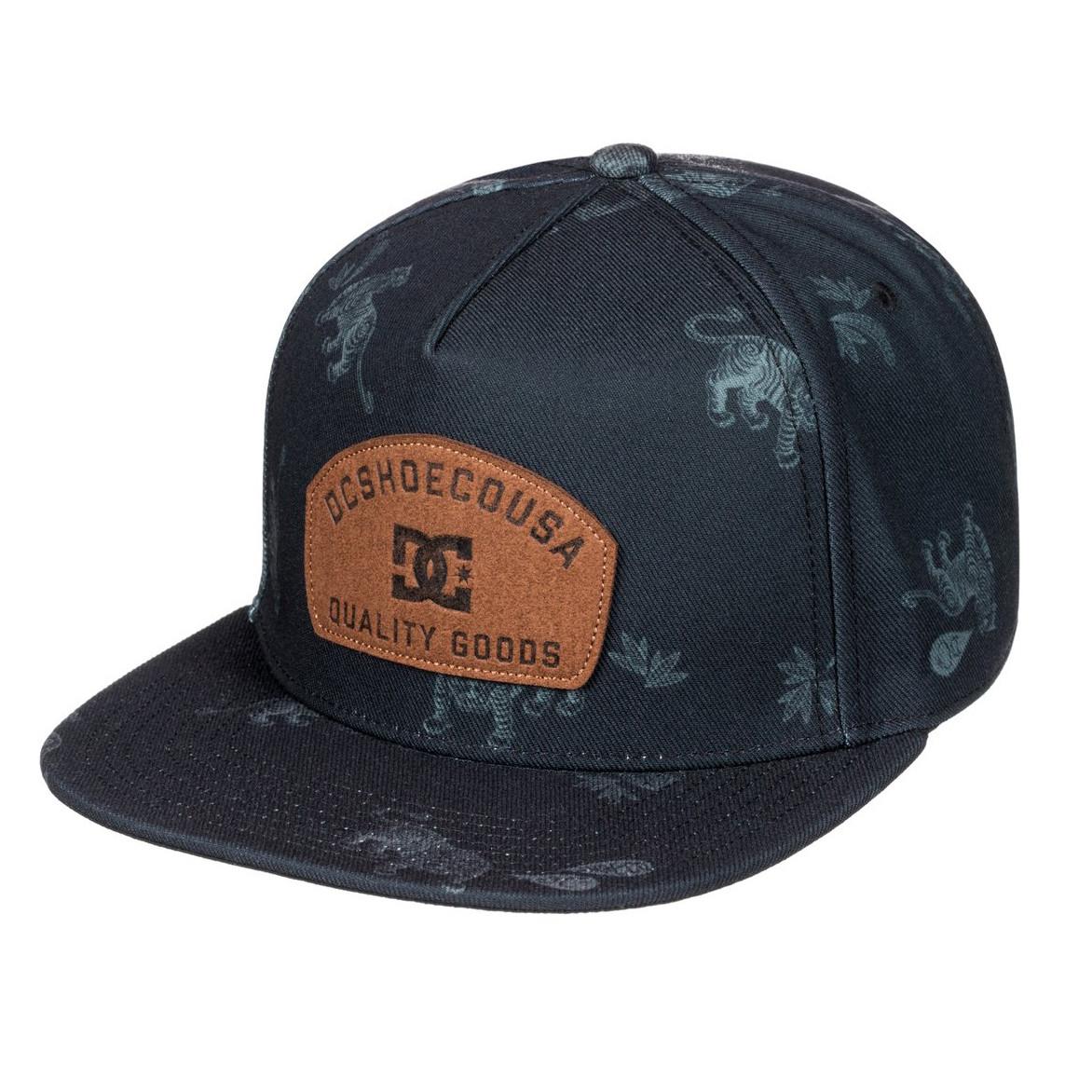 Kšiltovka DC Betterman black