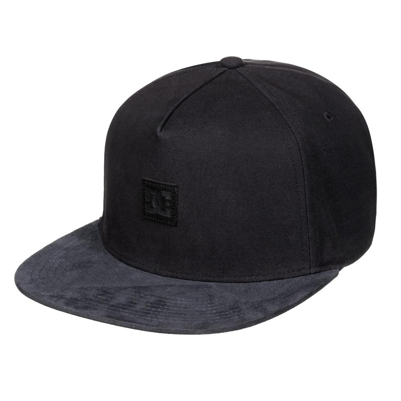 Kšiltovka DC Finisher black