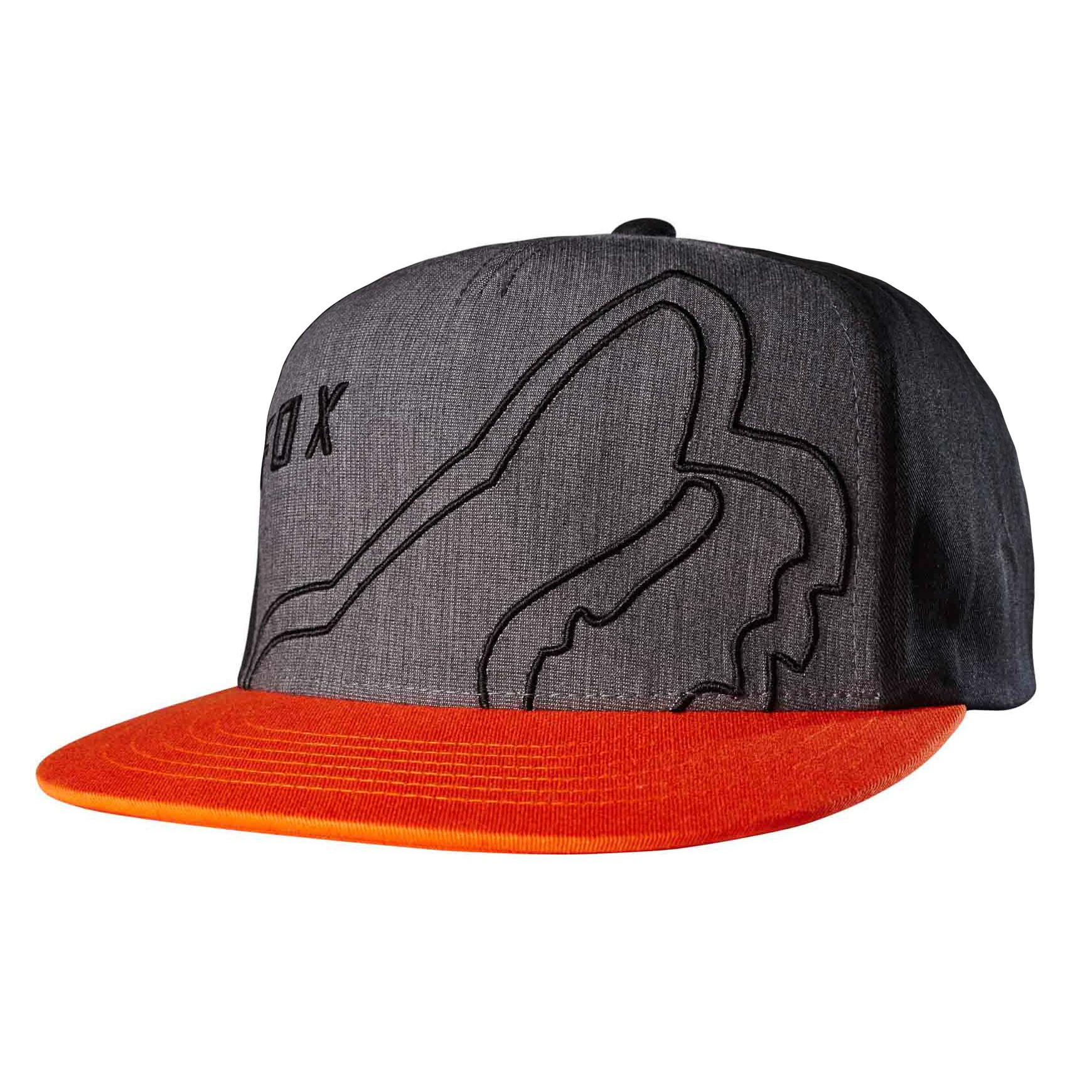 Kšiltovka Fox Ambush Snapback black