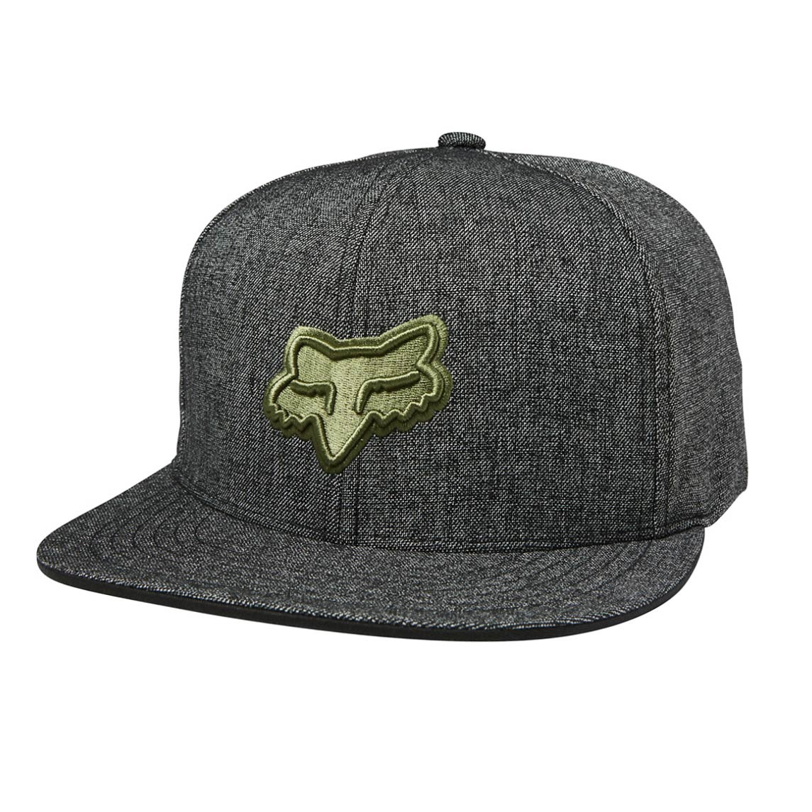 Kšiltovka Fox Copius Snapback heather black