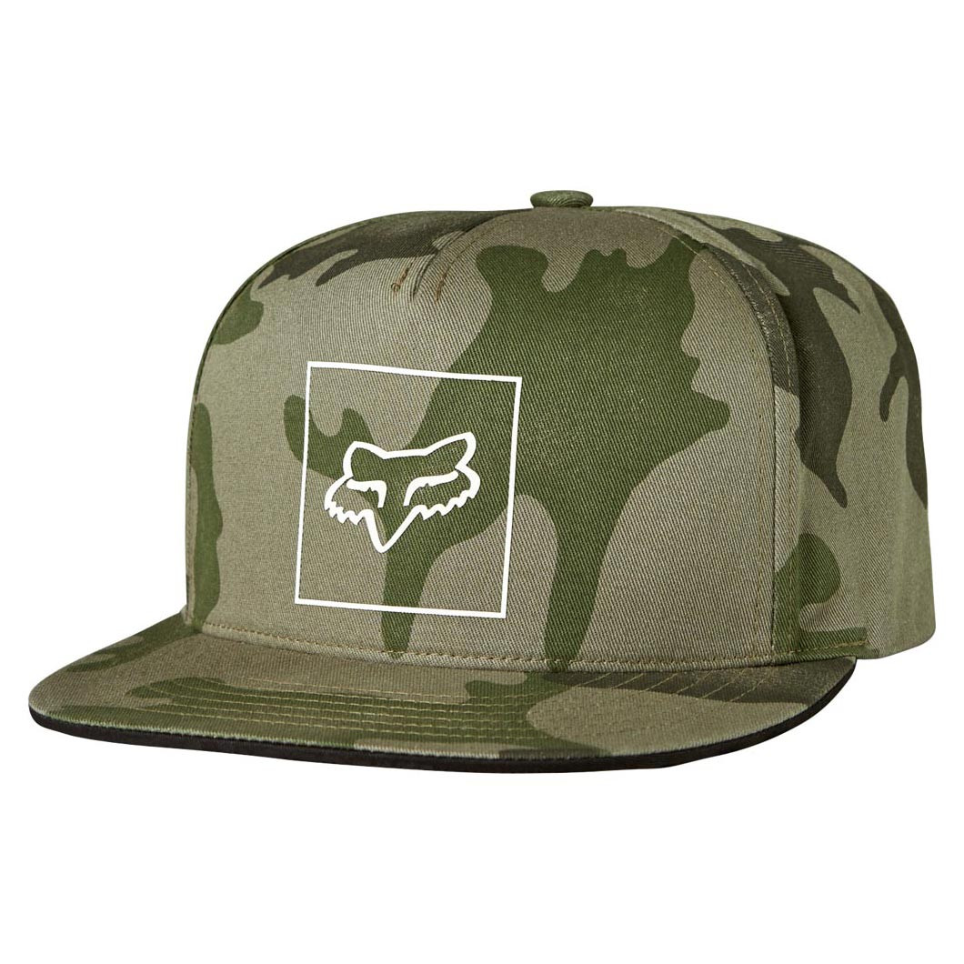 Kšiltovka Fox Crass Snapback camo