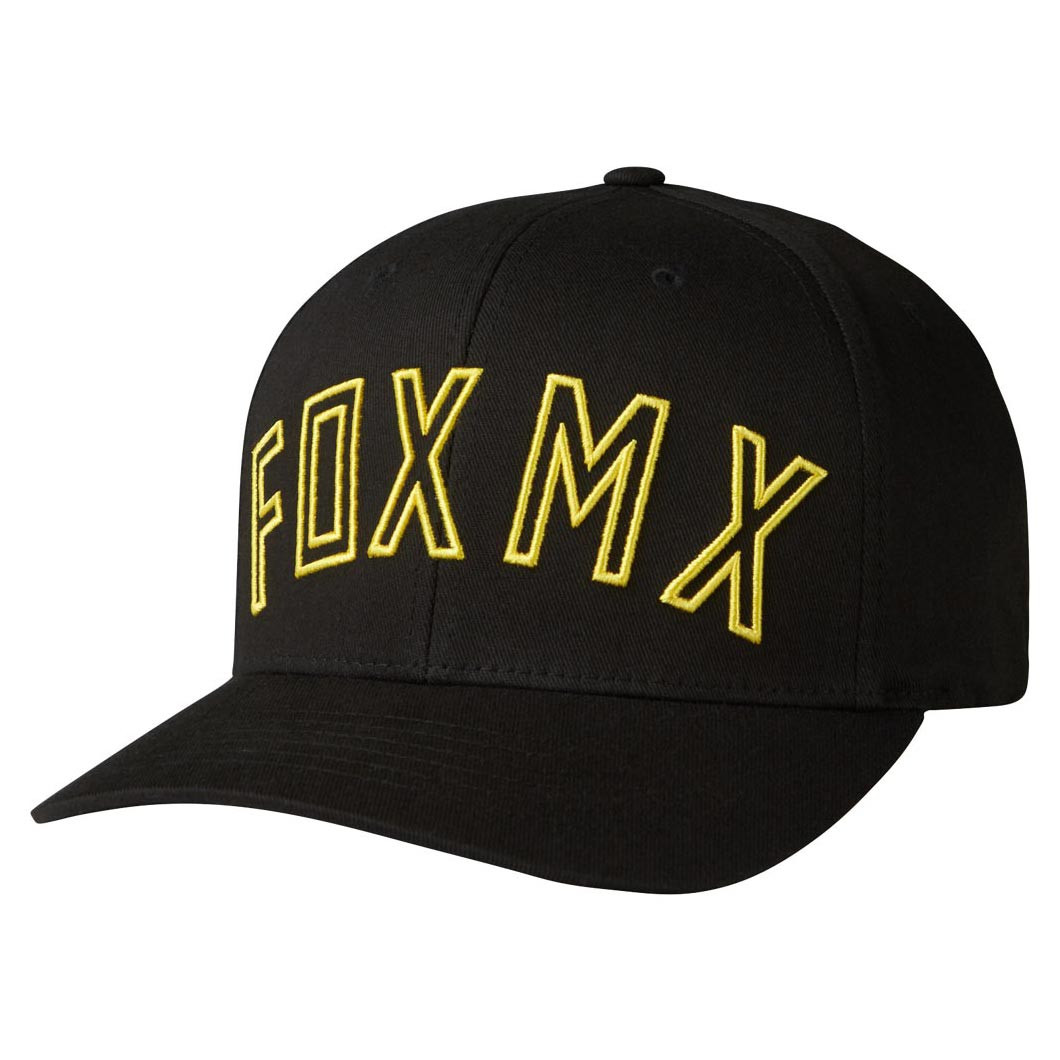 Kšiltovka Fox Direct Flexfit black