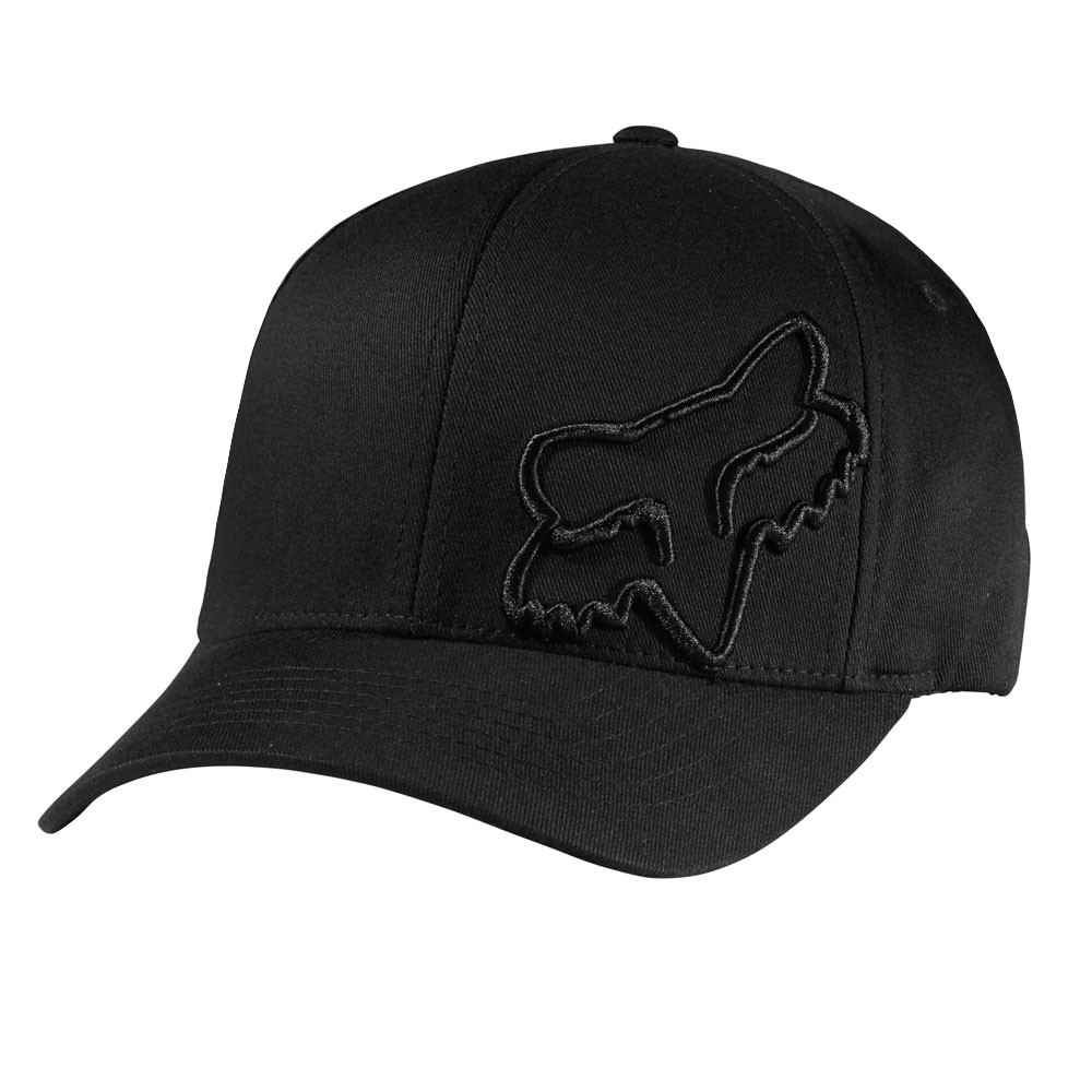 Kšiltovka Fox Flex 45 Flexfit black