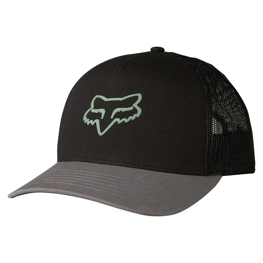 Kšiltovka Fox Heads Up Trucker black