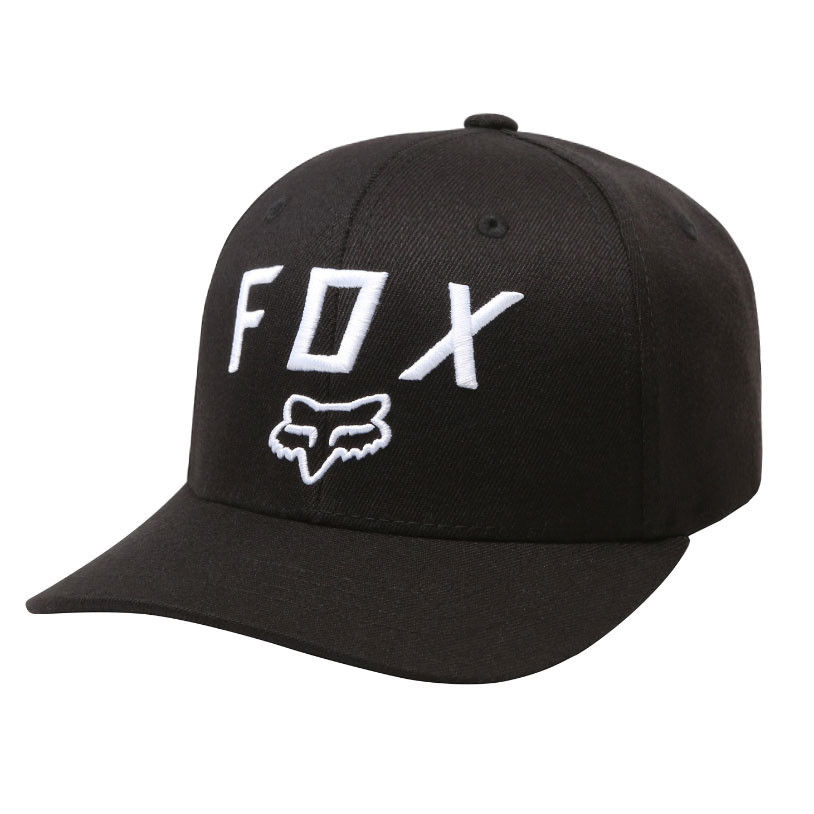 Kšiltovka Fox Legacy Moth 110 Snapback black