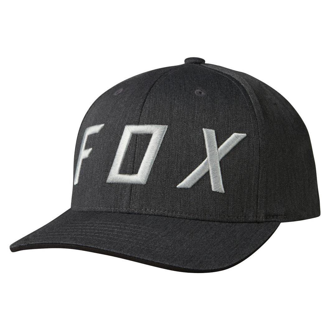 Kšiltovka Fox Moth 110 Snapback heather black