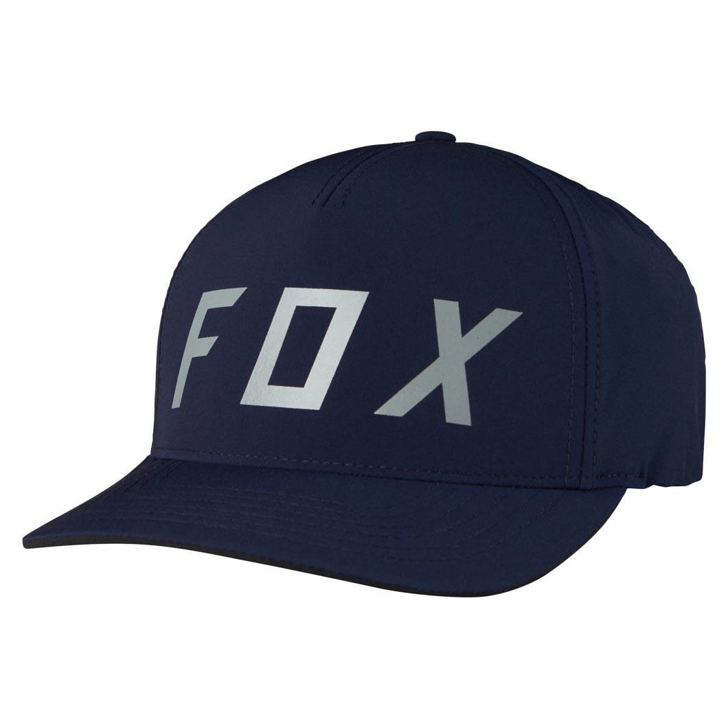Kšiltovka Fox Moth Flexfit midnight