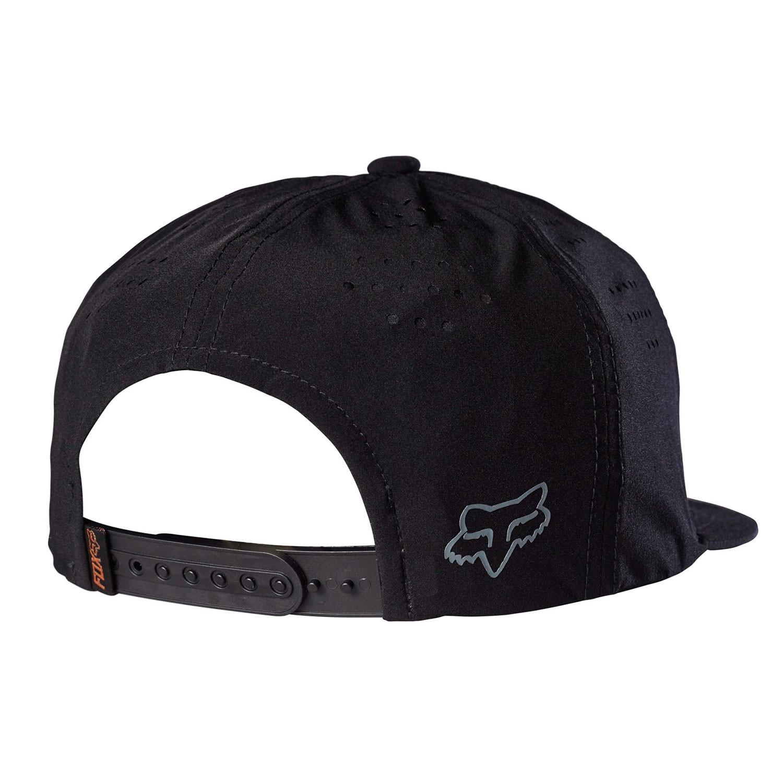 a52b70900383d Cap Fox Moth Snapback black