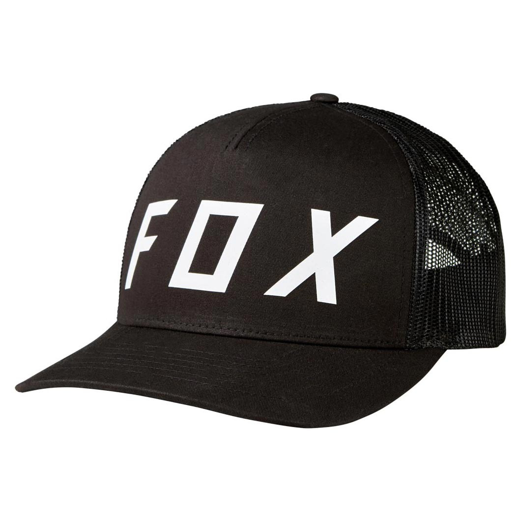 Kšiltovka Fox Moth Trucker black