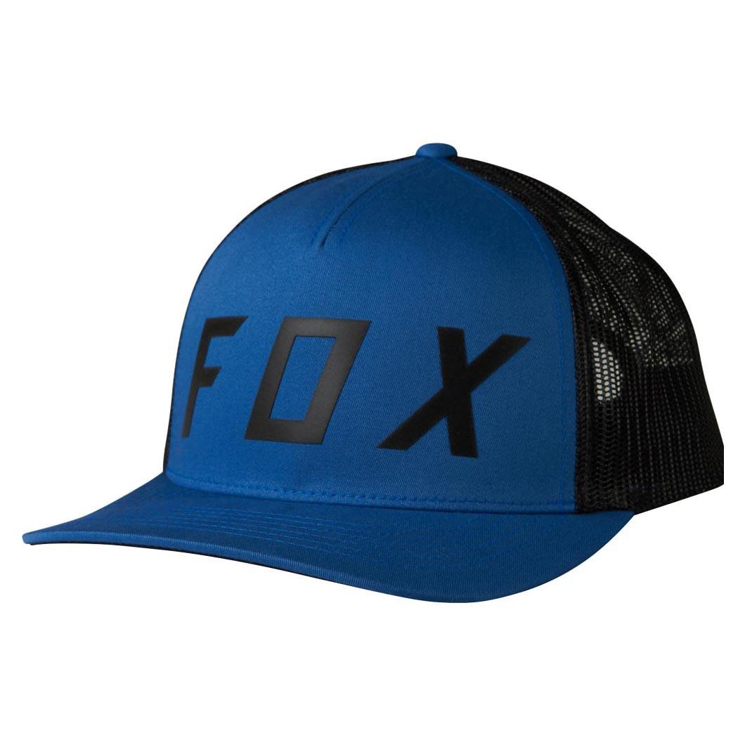 Kšiltovka Fox Moth Trucker dusty blue