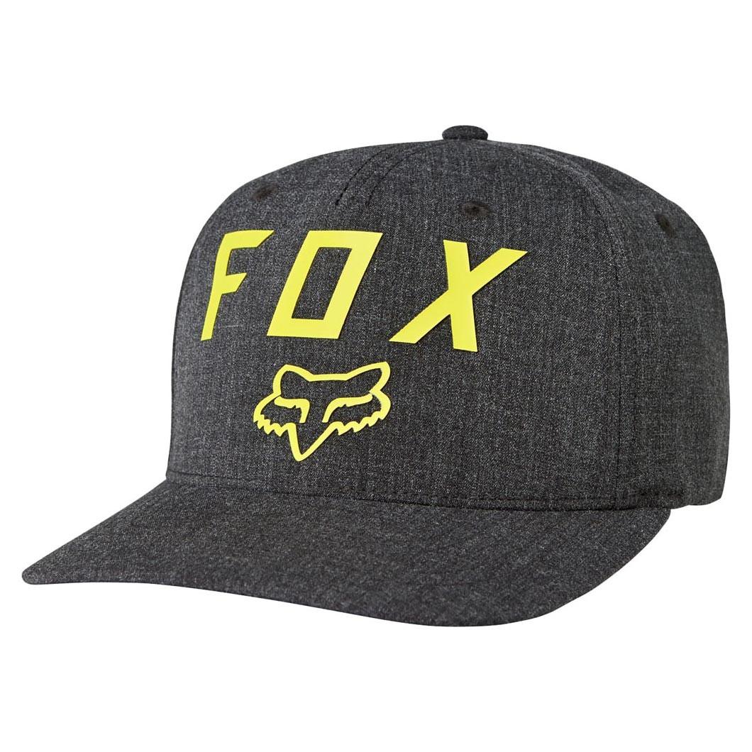 Kšiltovka Fox Number 2 Flexfit black