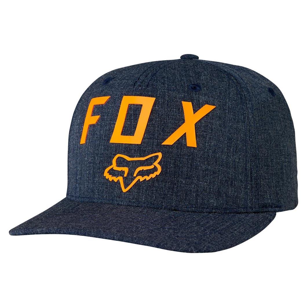 Kšiltovka Fox Number 2 Flexfit heather midnight