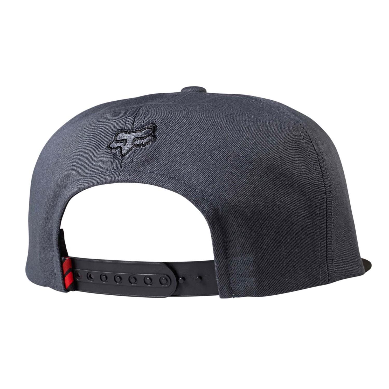 28d7f29218e Cap Fox Seca Wrap Snapback black