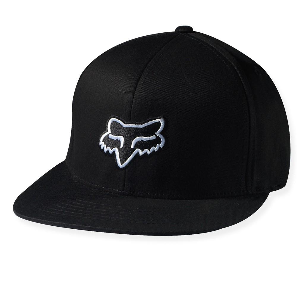 Kšiltovka Fox The Steez black