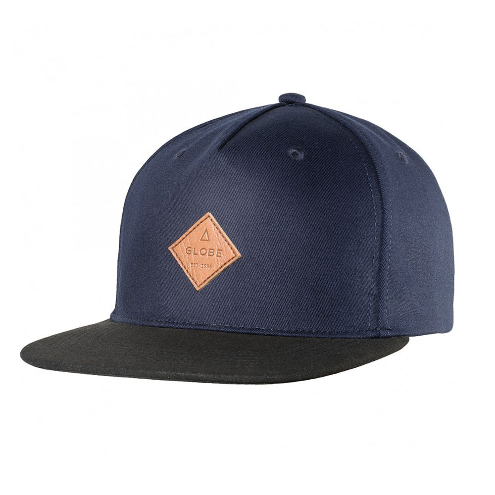 Kšiltovka Globe Gladston Snap Back blue ink