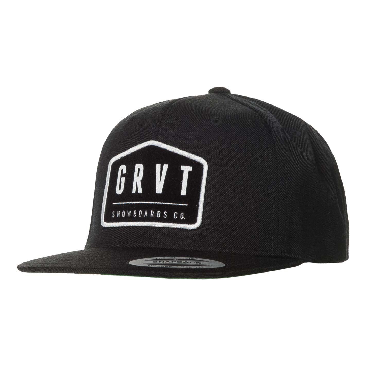 Kšiltovka Gravity Earl black 16/17 + doručení do 24 hodin