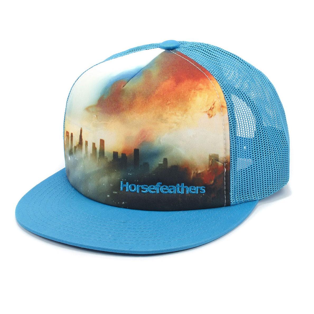Kšiltovka Horsefeathers Hadley blue