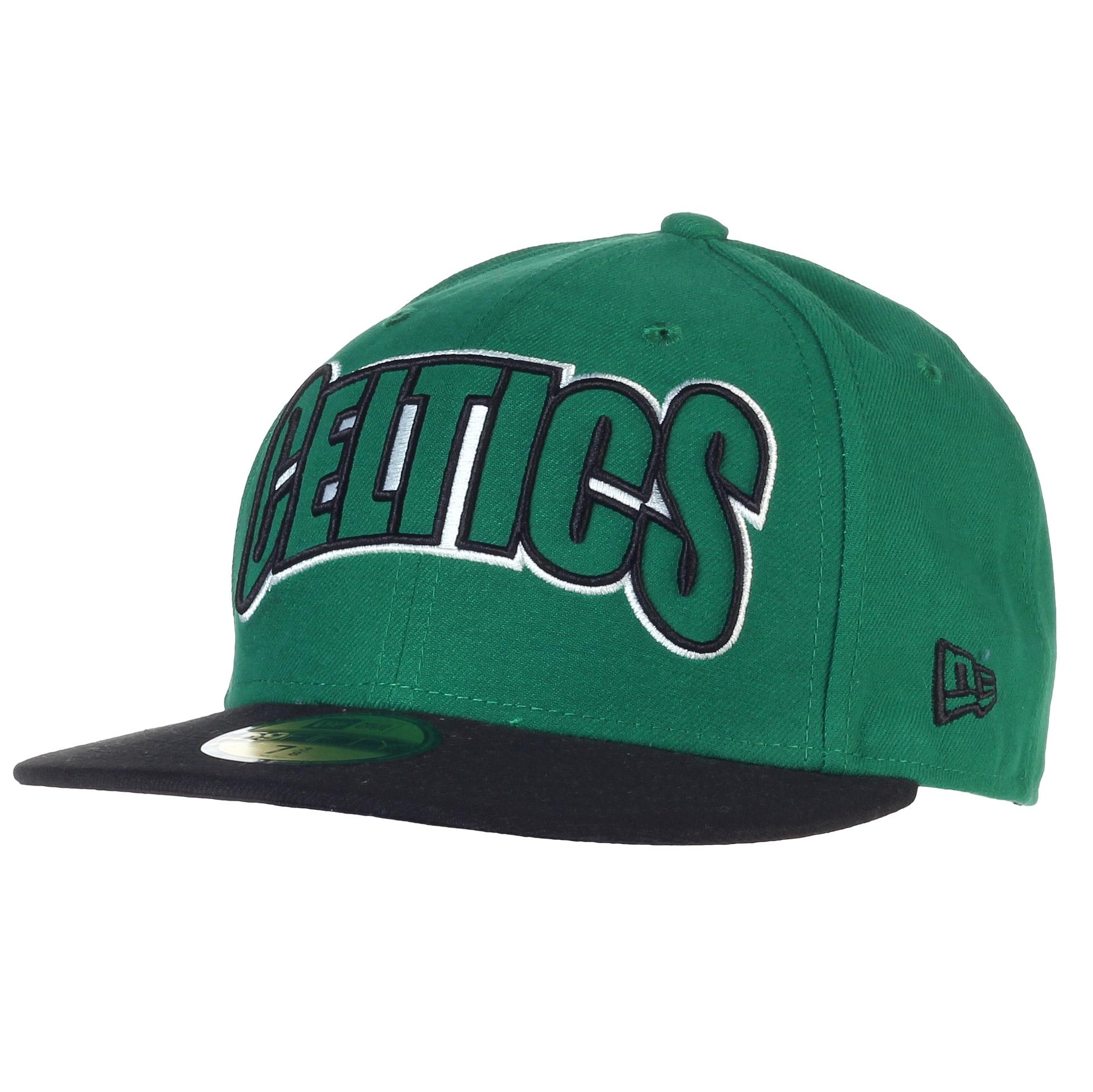 Kšiltovka New Era Boston Celtics 59Fifty team