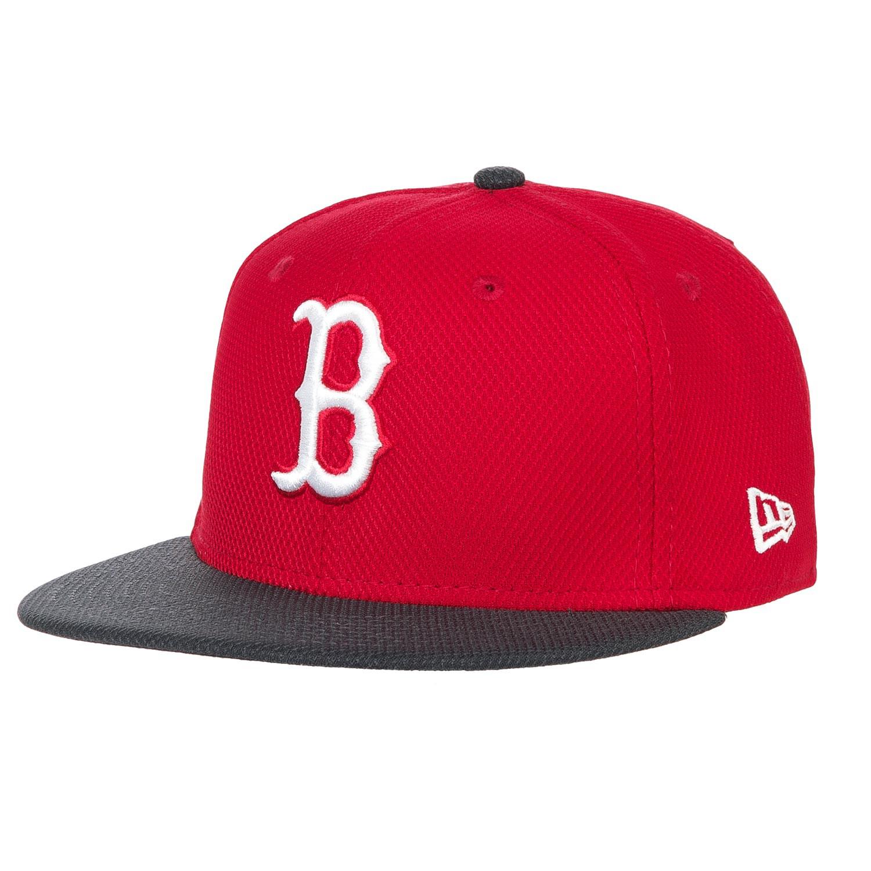 Kšiltovka New Era Boston Red Sox 9Fifty Diamond red/black
