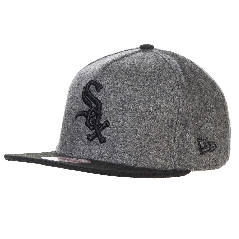Kšiltovka New Era Chicago White Sox 9Fifty Dwr Me. melton/black vel.M/L 14 + doručení do 24 hodin