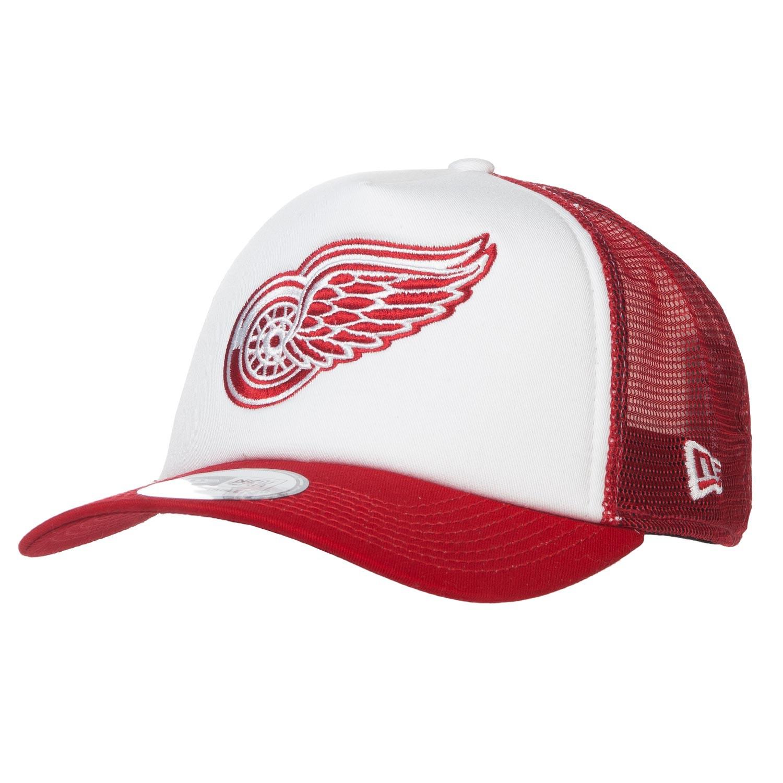 7d04363be1 New Era Detroit Red Wings Trucker Hockey team