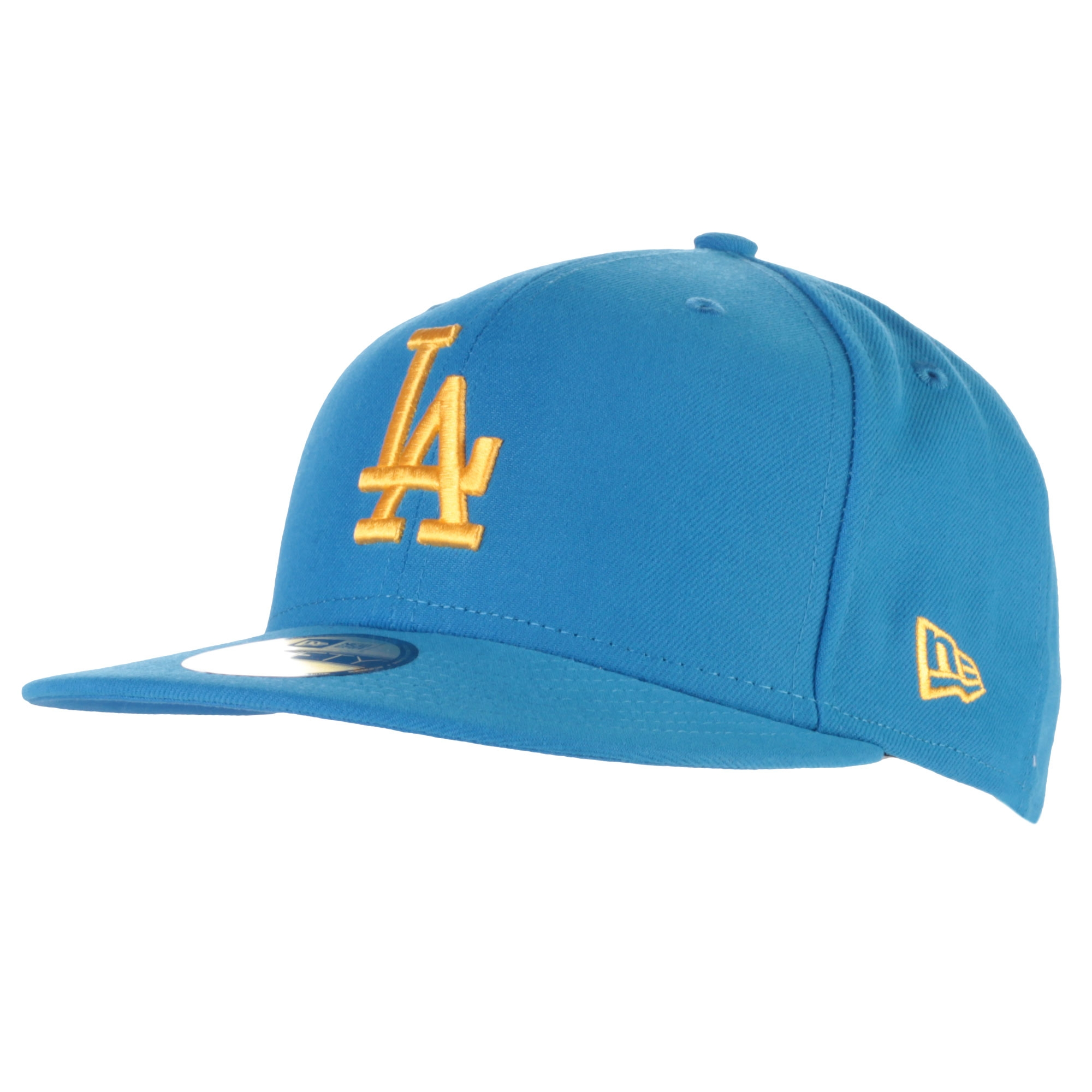 Kšiltovka New Era Los Angeles Dodgers 59Fifty blue/gold