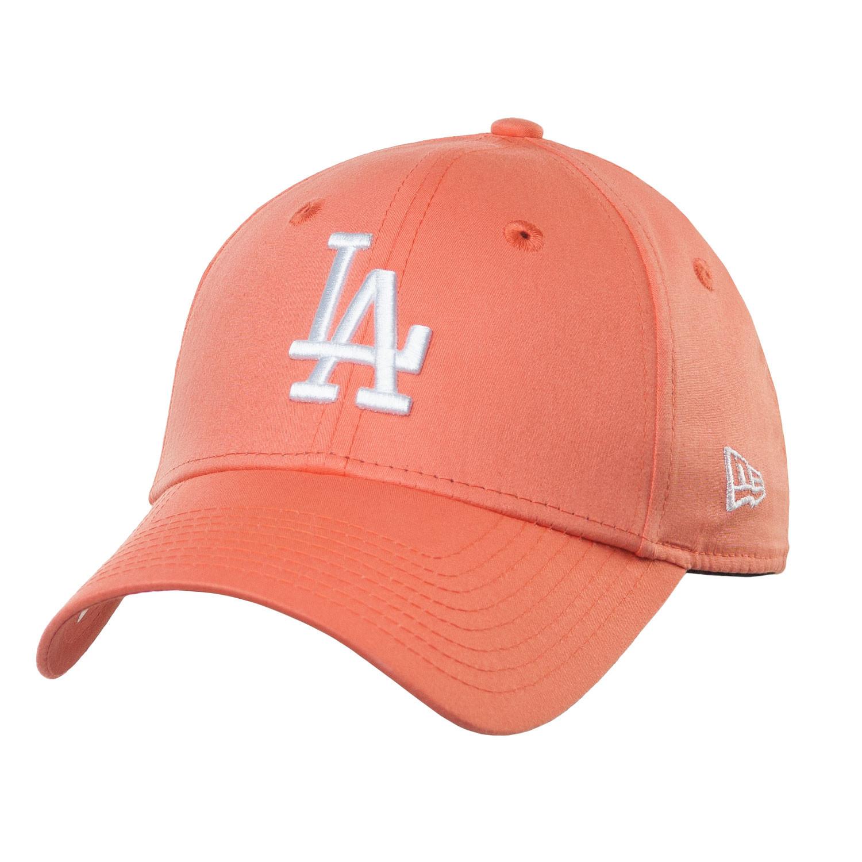 Kšiltovka New Era Los Angeles Dodgers 9Forty Ess. peach/white