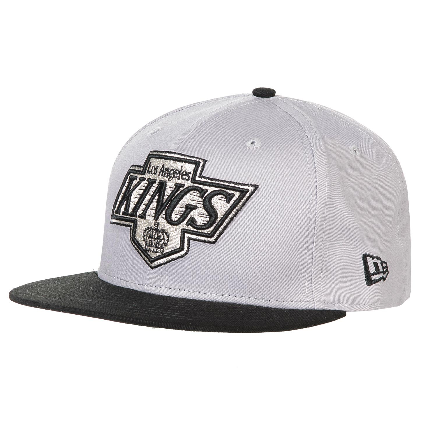 Kšiltovka New Era Los Angeles Kings 9Fifty Nhl Co. grey/black