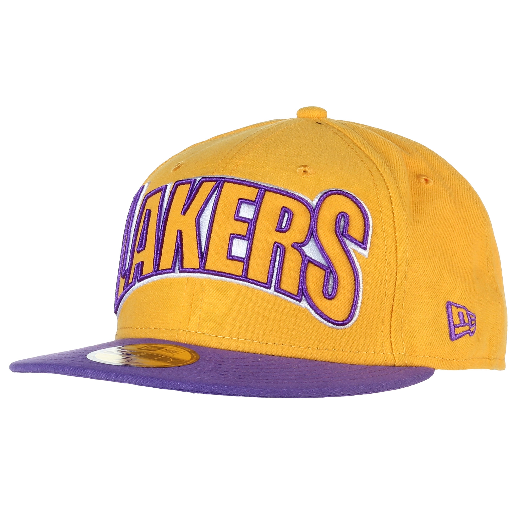 Kšiltovka New Era Los Angeles Lakers 59Fifty team