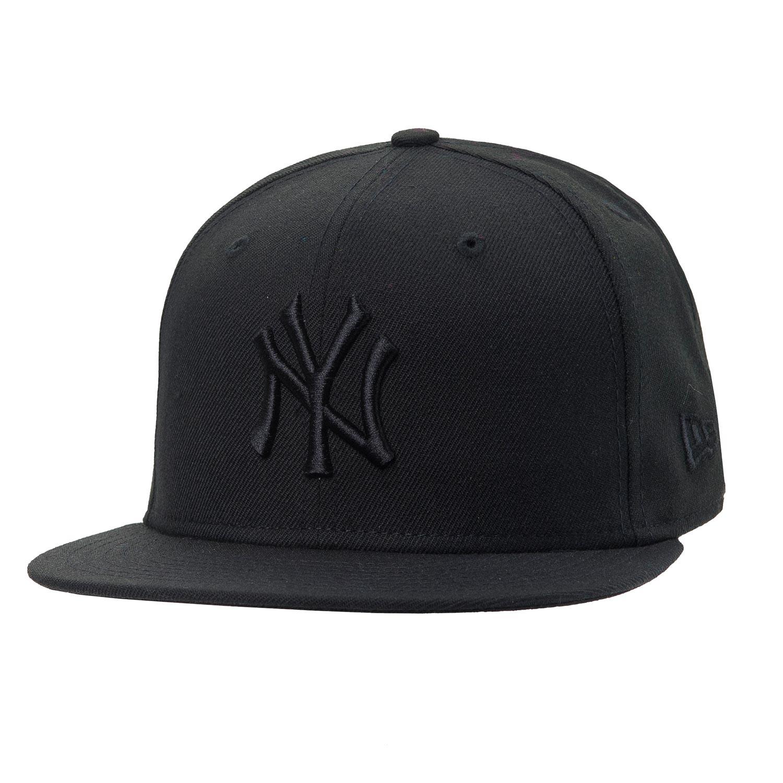 Kšiltovka New Era New York Yankees 59Fifty Black black vel.7 3/8 16 + doručení do 24 hodin