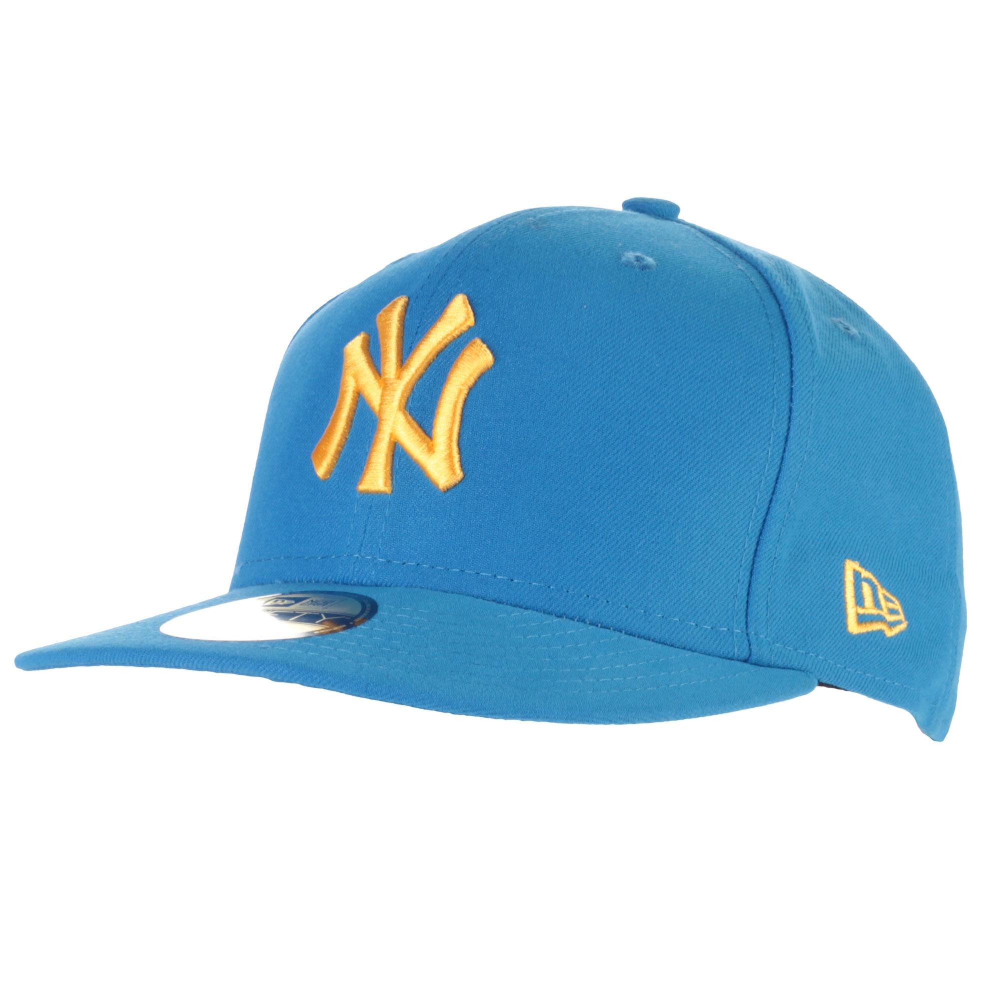 Kšiltovka New Era New York Yankees 59Fifty blue/gold
