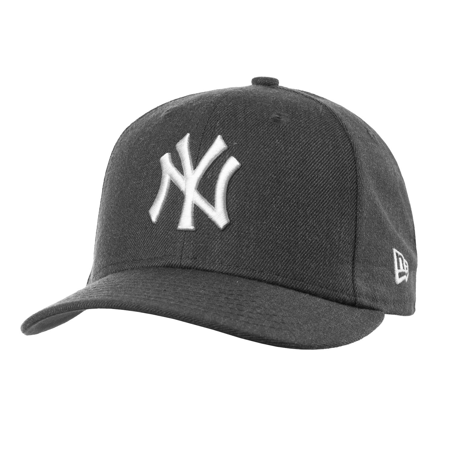 Kšiltovka New Era New York Yankees 59Fifty Heather grey/white