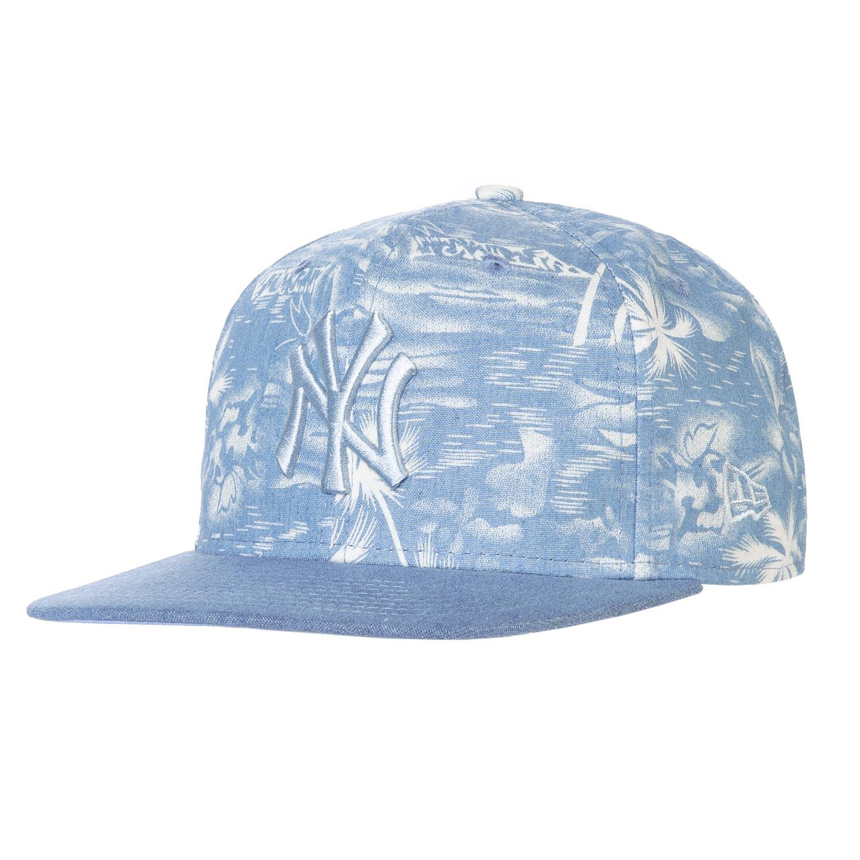 Kšiltovka New Era New York Yankees 9Fifty Den Palm blue