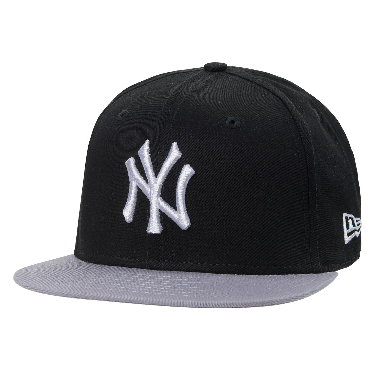 Kšiltovka New Era New York Yankees 9Fifty Mlb C.b. black/grey