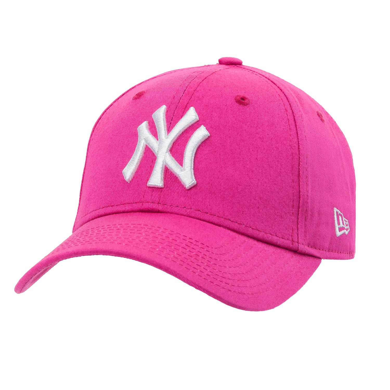 Kšiltovka New Era New York Yankees 9Forty Fashion pink/white