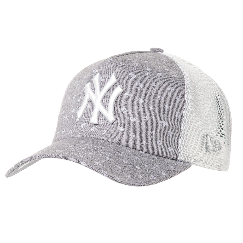 c64dd1d58fc New Era New York Yankees 9Forty Micro P. grey white