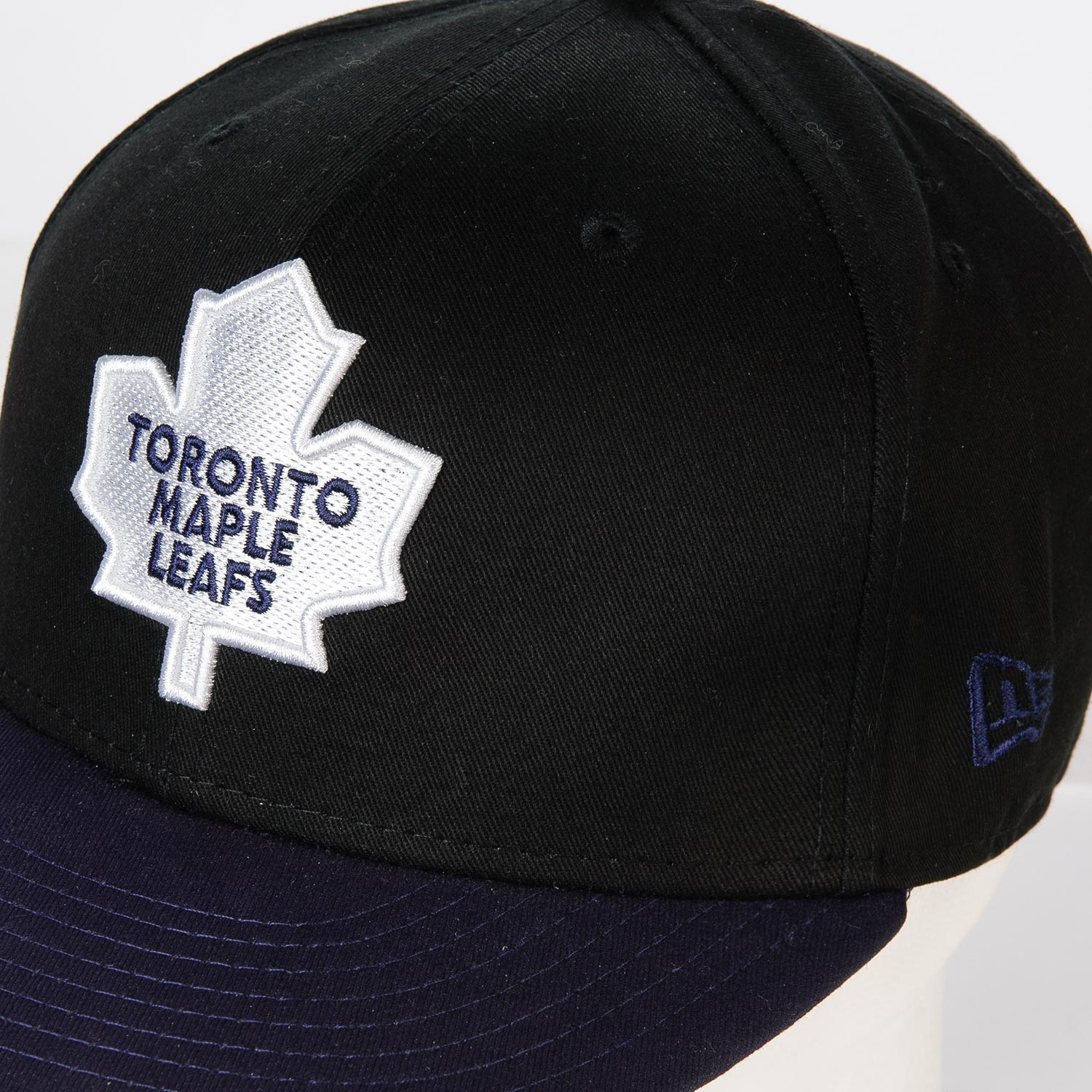 New Era Toronto Maple Leafs 9Fifty Cotton Block