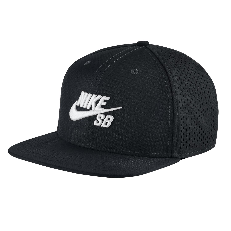 Kšiltovka Nike SB Aero Pro black/black/black/white