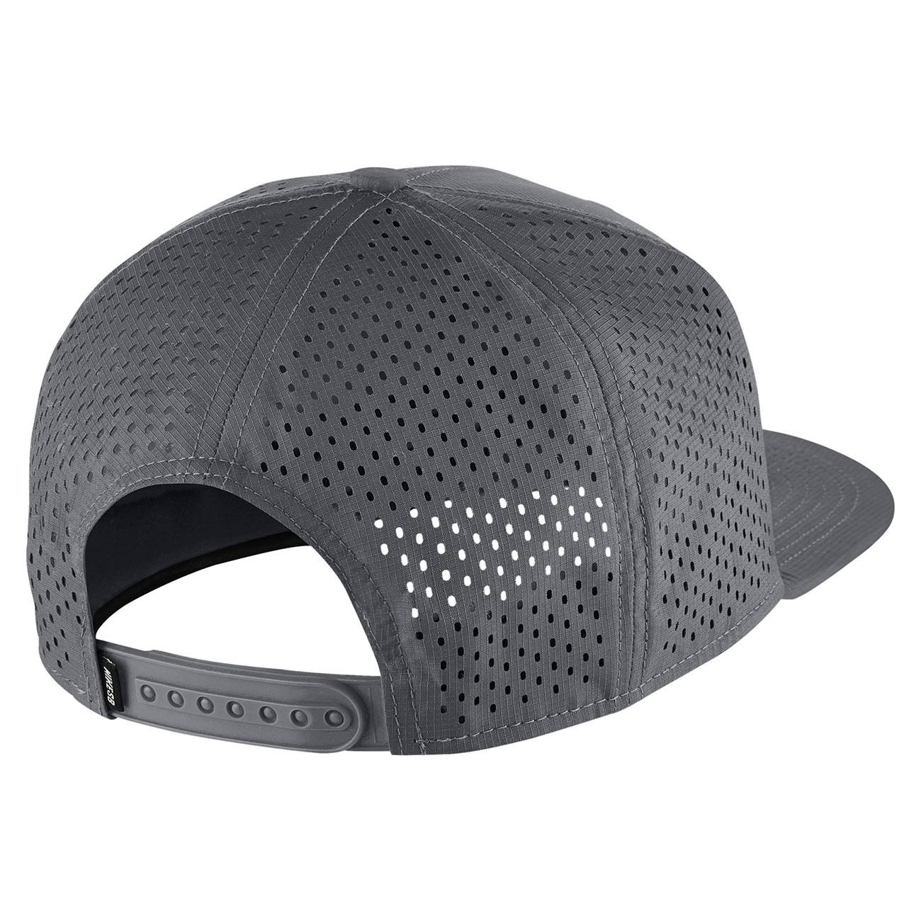 Cap Nike SB Aero Pro dark grey dark grey blck lght bn  934a6893c42
