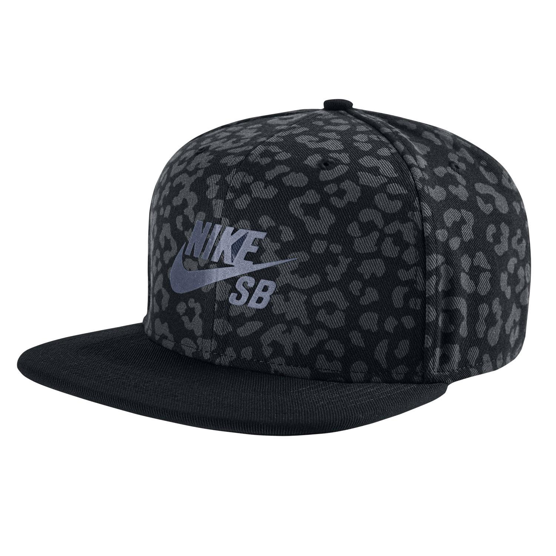 Kšiltovka Nike SB Aerobill black/anthracite/black 17 + doručení do 24 hodin