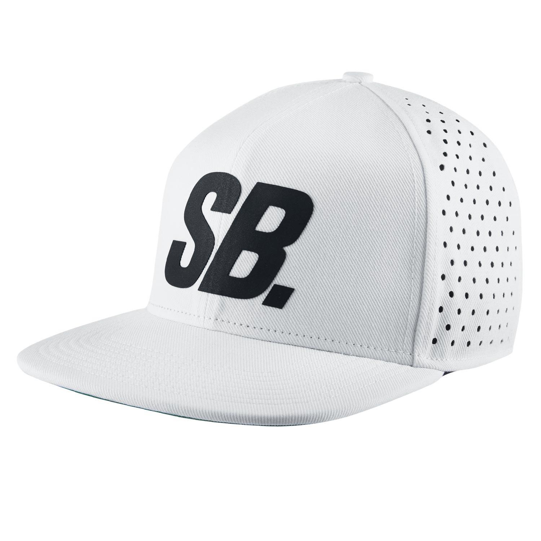 Kšiltovka Nike SB Black Reflect Pro Trucker white/black/white