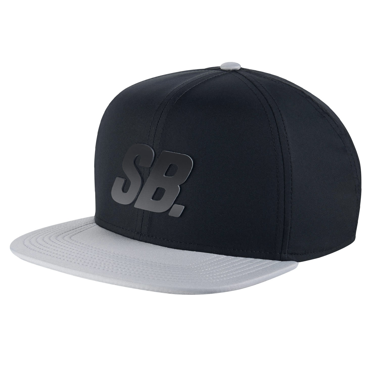 Kšiltovka Nike SB Fade black/wolf grey/blk/dark grey