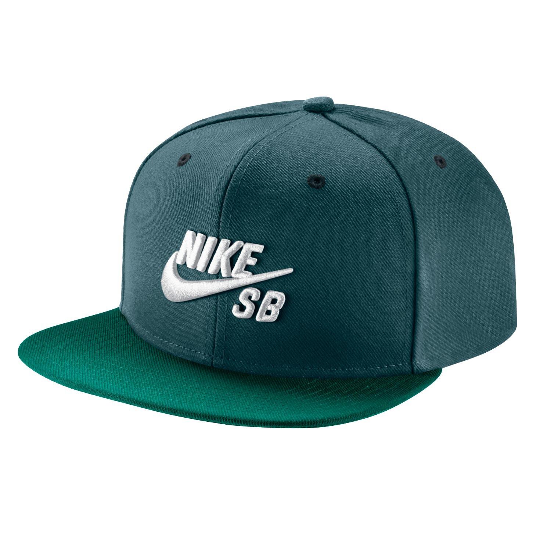 Kšiltovka Nike SB Icon Pro midnight turq/teal charge/blk/w.